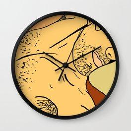 Yes, I'm a Model Wall Clock