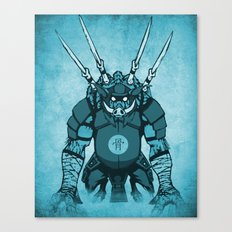 The Pig Canvas Print
