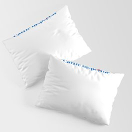 Top Cattle Inspector Pillow Sham