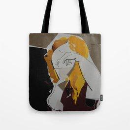 Espalda al descuvierto Tote Bag
