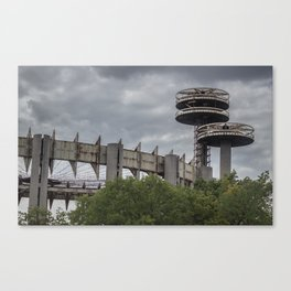 State of Decay Canvas Print