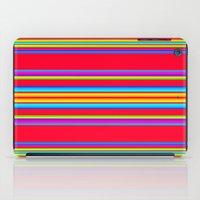 blanket iPad Cases featuring Guatemalan Blanket by StudioBlueRoom