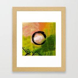 Enso No.MM13I by Kathy Morton Stanion Framed Art Print