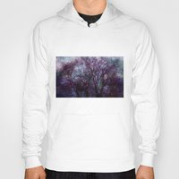 artsy Hoodies featuring artsy tree by Stephanie Koehl