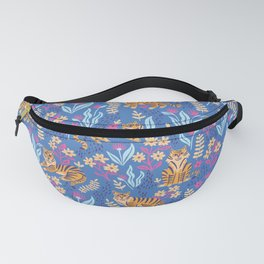Deep Jungle Fanny Pack
