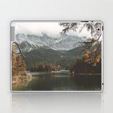 Eibsee - Landscape Photography Laptop & iPad Skin