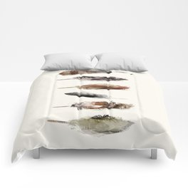 Free Fall Feathers Comforters