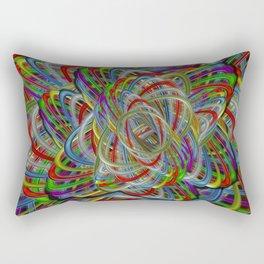 Astray Colors Rectangular Pillow