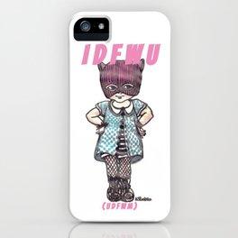 I D F W U iPhone Case