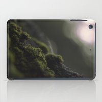 moss iPad Cases featuring MOSS by Erin Graboski