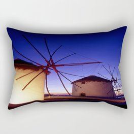 World Famous Rectangular Pillow