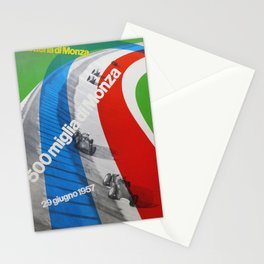 Monza 500 Stationery Cards
