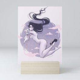 Unicorn Shoes Mini Art Print