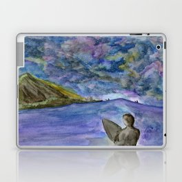 Starry Night Lineup at DiamondHead Laptop & iPad Skin