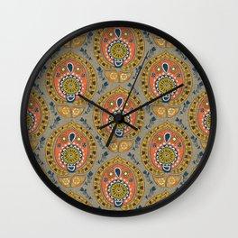 safa natural Wall Clock