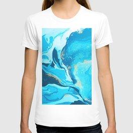 Watercolor Splash Background T-shirt