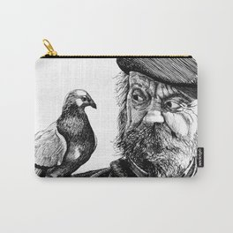 Conversation Carry-All Pouch