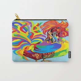 Fiesta Rooster Carry-All Pouch