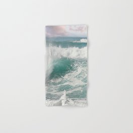 Tropical Waves Hand & Bath Towel