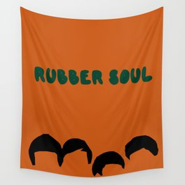 Rubber Soul Wall Tapestry