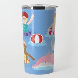 Make a splash Travel Mug