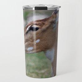 Persian Gazelle Travel Mug