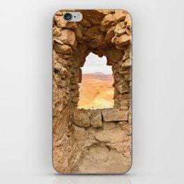 Judean Desert iPhone Skin