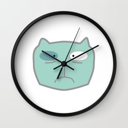 Product Dog aka Project Manager Selfie Wall Clock