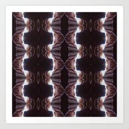 Bilighteral Art Print