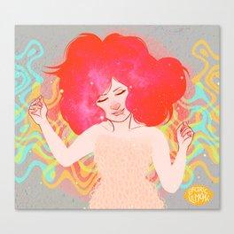 Lightbearer Canvas Print