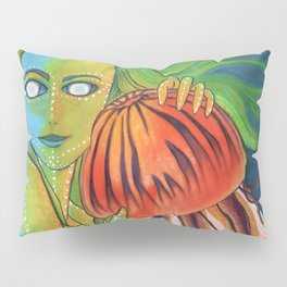 Deep Sea Mermaid Pillow Sham