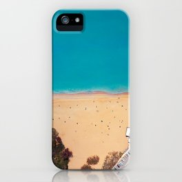 Golden Bay Beach (Ghajn Tuffieha) Malta  iPhone Case