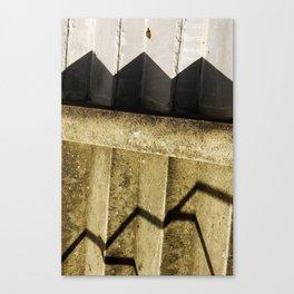 Shadow in Hackney1 Canvas Print