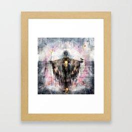 Geclipian - invocation Framed Art Print