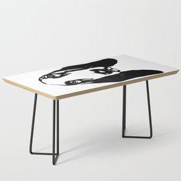 BASSET HOUND Coffee Table