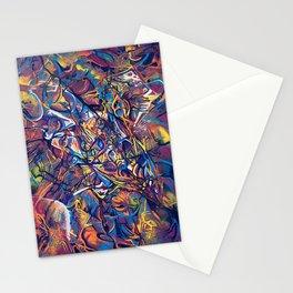 Magenta Atmosphere Stationery Cards