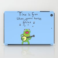 kermit iPad Cases featuring Muppets Kermit by BlackBlizzard