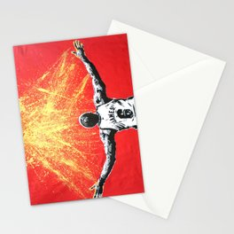 LeBron Gold Stationery Cards