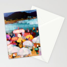 Bathing Pleasure Stationery Cards