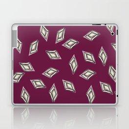 Rhombus jewel Laptop & iPad Skin