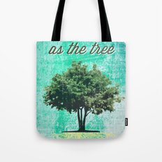 Roots of the Tree Tote Bag