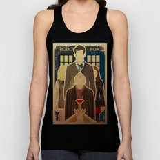 Day of the Doctor Unisex Tank Top