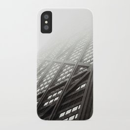 Chicago Hancock Tower iPhone Case