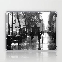 Many thanks to the rain Laptop & iPad Skin
