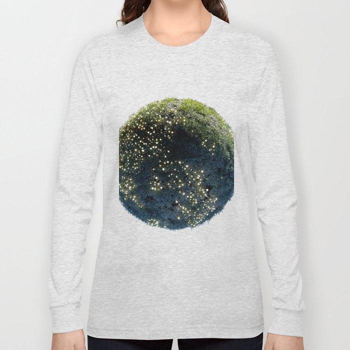 Planet #005 Long Sleeve T-shirt