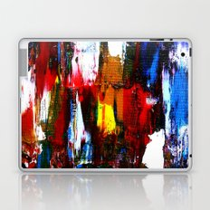 Coney Island (Part 2) acrylics on stretched canvas  Laptop & iPad Skin