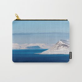 Svalbard, Norway Carry-All Pouch