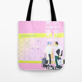 SHIBUYA STATION Tote Bag