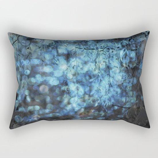 MIDNIGHT SPARKLES Rectangular Pillow