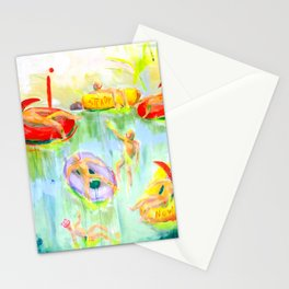 Steady Now Stationery Cards